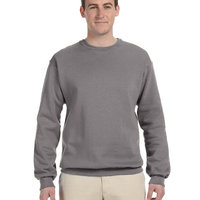 JERZEES- 562 8 oz., 50/50 NuBlend® Fleece Crew