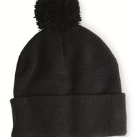 SPORTSMAN SP15- Pom Pom Knit Cap