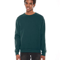 AMERICAN APPAREL- F496 Unisex Flex Fleece Drop Shoulder Pullover Crewneck