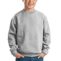 JERZEES- 562B Youth NuBlend ® Crewneck Sweatshirt