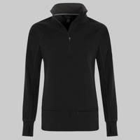ATC LIFESTYLE FLEECE LADIES' 1/2 ZIP