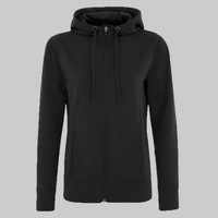 ATC GAME DAYTM FLEECE FULL ZIP HOODED LADIES' SWEATSHIRT