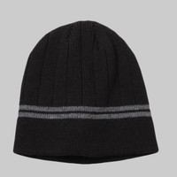 ATC  DROP NEEDLE KNIT BEANIE