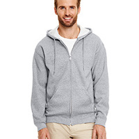 GILDAN- G186 Heavy Blend™ 8 oz., 50/50 Full-Zip Hood
