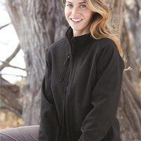 STORMTECH CXJ-1W- Ladies' Bonded Thermal Soft Shell Jacket With Dupont Teflon®