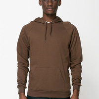 AMERICAN APPAREL- 5495 California Fleece Pullover Hoody
