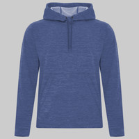 ATC DYNAMIC HEATHER FLEECE HOODED SWEATSHIRT