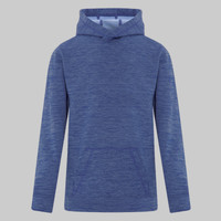 ATC DYNAMIC HEATHER FLEECE HOODED YOUTH SWEATSHIRT